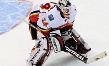 Flames' Success Starts With Miikka Kiprusoff