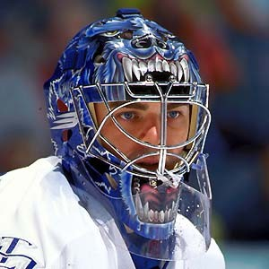 undrafted NHL goalie Curtis Joseph