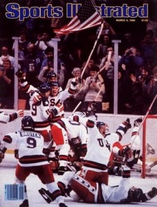 Miracle on Ice! (photo by Wikipedia)