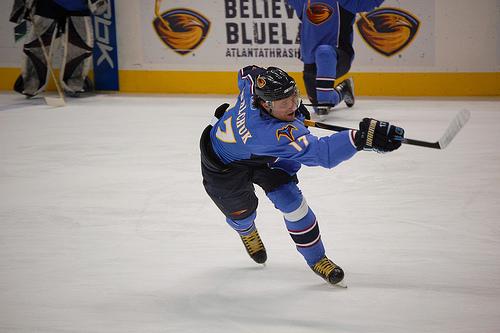 Ilya Kovalchuk Atlanta Thrashers
