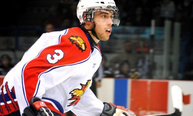 2010 NHL Entry Draft Prospect – Brandon Gormley