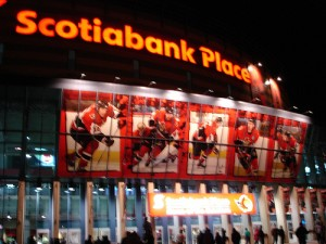 Scotiabank Place, home of the Ottawa Senators (Image: Andrew3000 /Flickr)