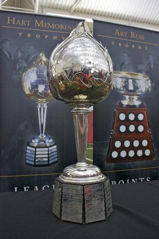 Hart Memorial Trophy 2002 Jarome Iginla Jose Theodore Tie Snub Controversy
