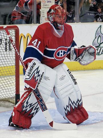 Jaroslav Halak Montreal Canadiens