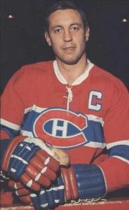 Jean Beliveau returned to the Montreal lineup after missing a month.