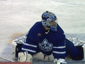 Justin Pogge, Toronto Maple Leafs, WJHC, World Junior Hockey Championship