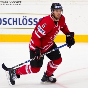 Dylan McIlrath in the mold of Shea Weber {Photo Copyright: Francis Larrede/Patxi64 @Flickr}