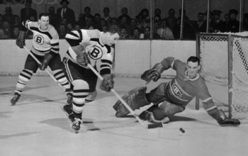 Jacques Plante: The Man in the Fiberglass Mask