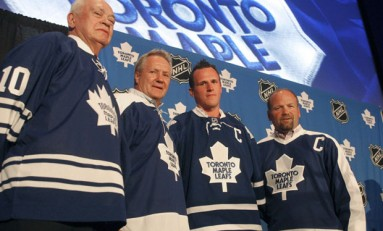 From Mats to Dion: A New Era Dawns in Leafs Nation