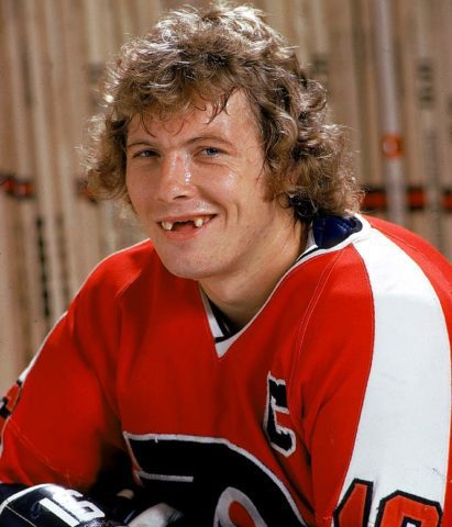 Bobby Clarke, toothless and ruthless