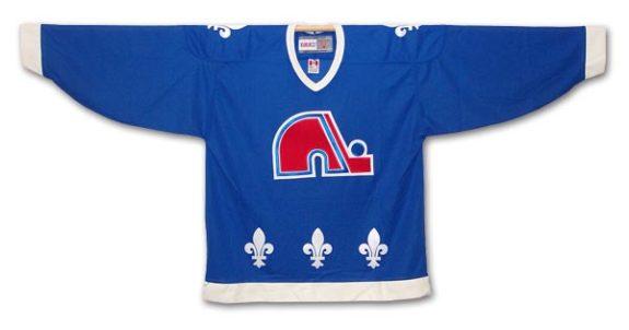 Quebec Nordiques Jersey