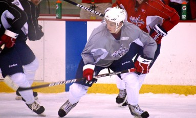 The Six Most Intriguing Free Agents at Capitals Development Camp
