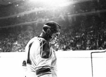 Glenn Hall, NHL, Hockey, NHL Record, Red Wings, Blackhawks
