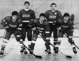 Igor Larionov, Detroit Red Wings, Hockey, Legend