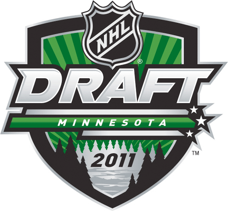 2011 NHL Draft Logo