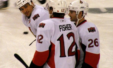 Senators Defeat Hurricanes for their First Win of the Season