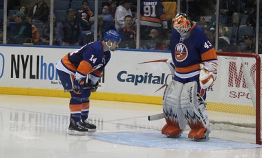 Isles Tough Guys Make A Difference