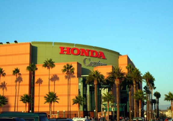 Honda Center Ducks