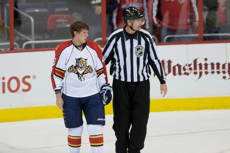 Tyler Seguin, Dmitry Kulikov, NHL, Hockey, Suspension, Florida Panthers