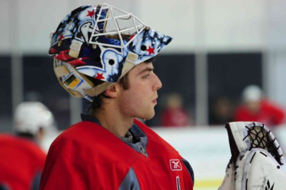 Capitals Braden Holtby The Making Of A Champion