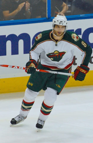 Brent Burns, Minnesota Wild
