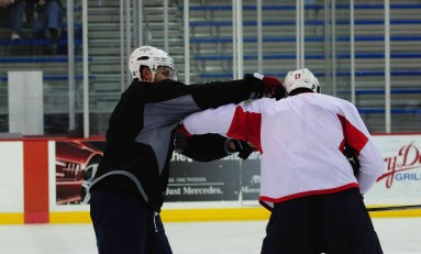 D.J. King Lacking Role with the Capitals?