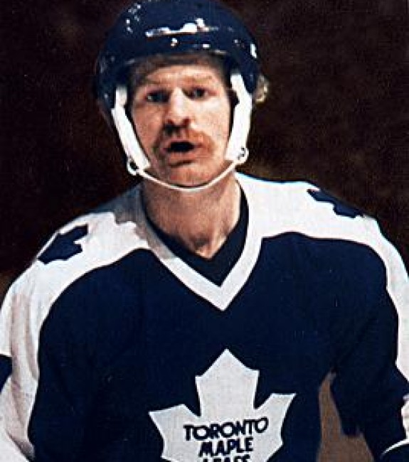 Maple Leafs, Lanny McDonald, NHL, NHL Draft, Fourth overall