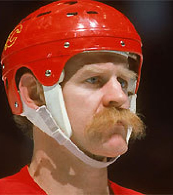 Lanny McDonald, Calgary Flames, NHL, Hockey