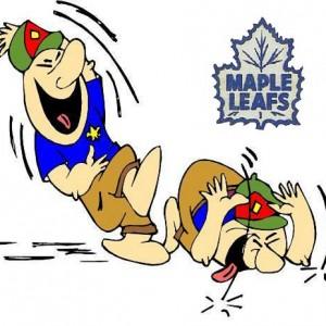 worst maple leafs team