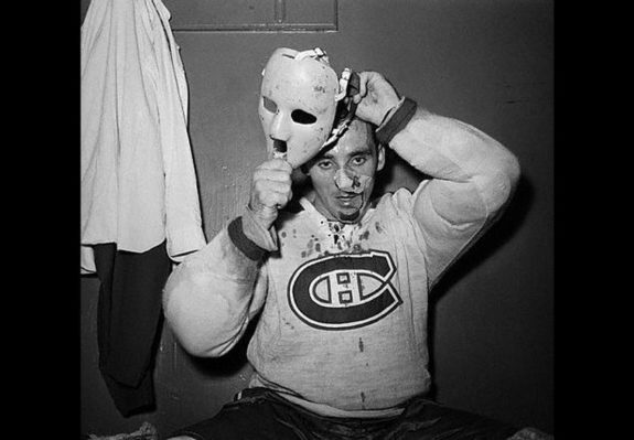 Jacques Plante - an Original Six icon.