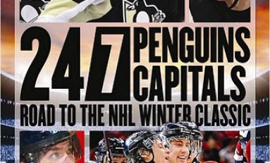 Interviews with Team Executives Leading up to HBO 24/7: Penguins-Capitals