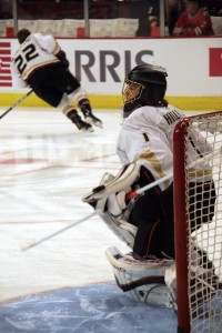 Netminder Jonas Hiller went undrafted in 2007 (Cheryl Adams/Flickr)