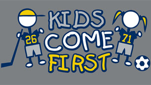kids come first logo