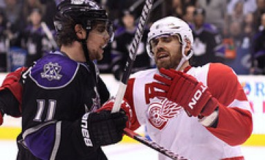 Kings Shift Momentum with Win over Wings
