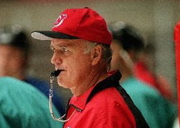 New Jersey Devils 1995 Head Coach Jacuqes Lemaire
