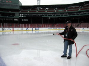 Winter Classic 2010 Fenway Park Boston