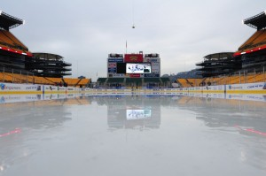 Heinz Field - Winter Classic - January 1, 2011 - Pittsburgh, PA