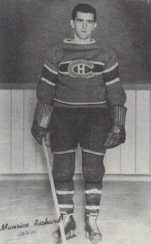Maurice Richard, 1951 Stanley Cup Playoffs