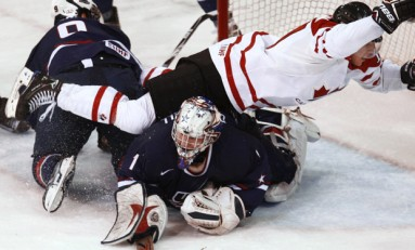 2011 World Juniors: Canada vs. USA Rematch