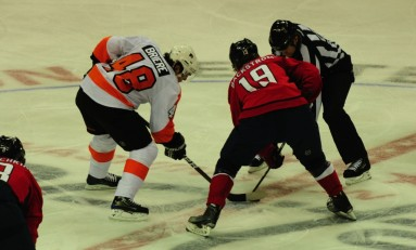 Capitals, Flyers Third Matchup Preview