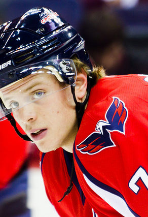 Carlson a UFA Target for the Bruins?