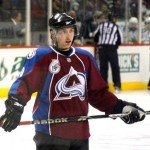 Matt Duchene of the Avs.(T Sanford/THW)