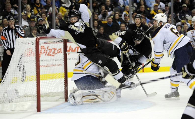 Hockey 101 Interference And Goalie Interference