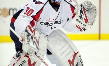 Caps Prepare to Begin Season Against Carolina -- No Need for Panic At this Point