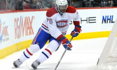 How Much Money Is PK Subban Worth?