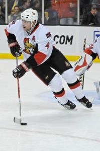Chris Phillips Ottawa Senators