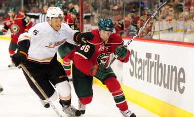 One for the Books: The Tale of the 2011-12 Minnesota Wild