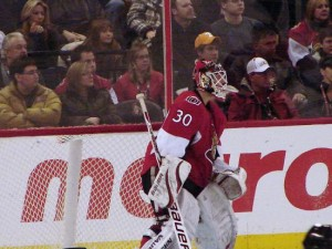 Brian Elliott was sent to the Colorado Avalanche in exchange for goaltender Craig Anderson (Andrew Rodger THW)