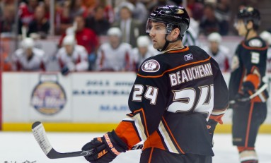 A look back at last year's trade deadline for the Anaheim Ducks