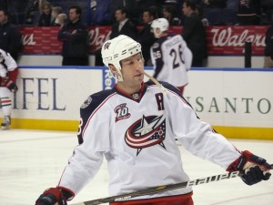 "Suggesting that NHL officials show ""hometown favoritism"" is as ridiculous as believing Pittsburgh native R.J. Umberger would help the Penguins beat his Blue Jackets."